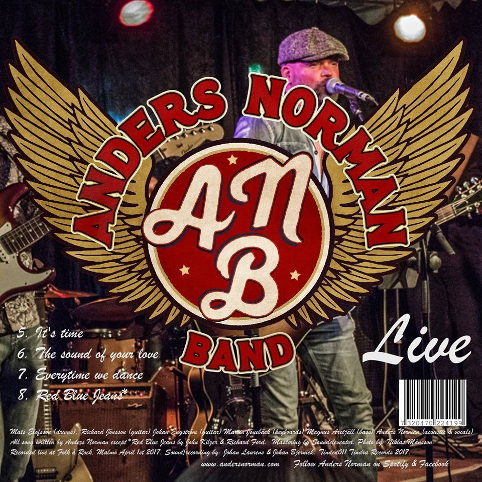 ANB LIVE (EP)